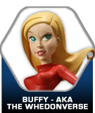 Buffy the Vampire Slayer Toys