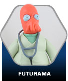 Futurama Action Figures