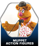 Muppets by Palisades action figures